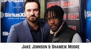 Shameik Moore and Jake Johnson Talk 'Spider-Man: Into the Spider-Verse'