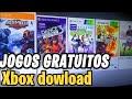COMO BAIXAR JOGOS GRÁTIS NO XBOX 360