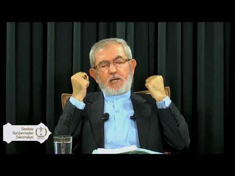 Peygamberimiz Küfürden Allah'a Sığındığı Gibi Borçtan da Sığınmıştır