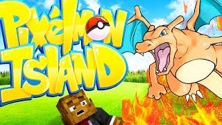 EPIC PRANK - Minecraft Pixelmon Island SMP - Pokemon GO MOD