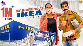 My Shopping At IKEA Ft.Ali Reza    Himaja    Shopping    Ikea    It's Himaja