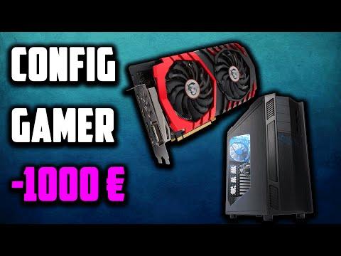 UN BON PC GAMER À 1000€ ? ON L'A FAIT ! CONFIG GAMER 2016