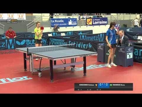 2014 French Junior & Cadet Open - Cadet Girls Final