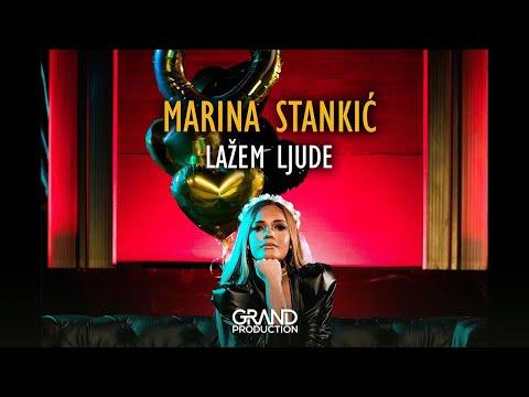 Lažem ljude – Marina Stankić – nova pesma i tv spot