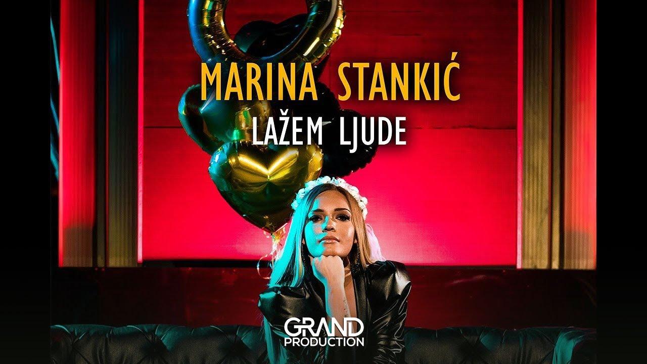 Lažem ljude – Marina Stankić