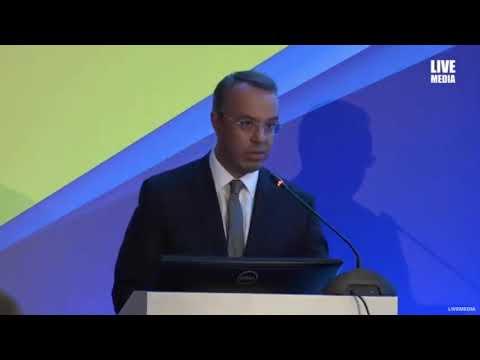 Ο Χ. Σταϊκούρας για την παράταση των 120 δόσεων προς την εφορία