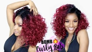 Hey, Babess!! I decided to do a wig review since it's protective style season. This one is called the Outre Swiss X Liana lace front wig -- watch to find out the deets. I'm also starting a new ColorCrush 💙💜💚 series, & I'll be doing LOTS of color (wigs, hair color tutorials, braids, etc.) so stay tuned!THUMBS UP, SHARE, & SUBSCRIBE!Get the wig here under $40 HERE ⇢ http://bit.ly/2rsKP4w➰HOW TO CROCHET BRAIDS FOR BEGINNERS STEP-BY-STEPhttps://youtu.be/G5jDjrGGMtw➰MY CROCHET BRAIDS ROUTINE + HOW I MAINTAIN THEMhttps://youtu.be/VoBzRsy3-CcMY MAILBOX!Jodi LaMont733 Delaware Rd #182Buffalo, NY 14223 USA⇣KEEP UP WITH MEINSTAGRAM: @thebrilliantbeautySNAPCHAT: brilliantb3autyTWITTER: @BrilliantJodianFACEBOOK: The Brilliant BeautyPINTEREST: The Brilliant Beauty--EQUIPMENT I FILM WITH--Canon 80D http://amzn.to/2a3vnHQRing Light http://amzn.to/2arNbfAFor business inquiries only, contact ⇢ thebrilliantbeautybiz@gmail.comVideo is not sponsored. Affiliate links are used.😋Welcome to my channel! I'm Jodi, and I share my creative ideas through TheBrilliantBeauty by uploading hair tutorials, makeup looks, and fashion videos. My hope is to inspire you to try something new and be confident in the process.
