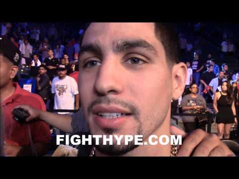 Danny Garcia über mögliche Gegner