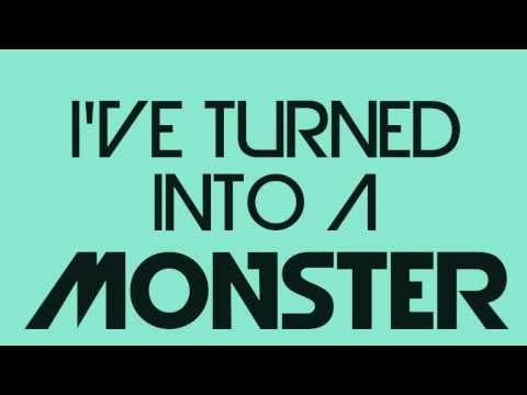 Imagine Dragons – Monster (Lyrics on Screen)