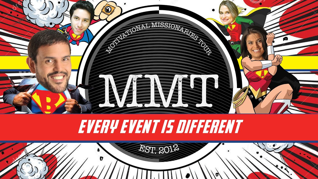 Every Event is Different (MMT 2015 - May 6, 2015 Media Spot)