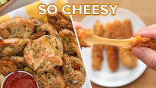 7 Cheesy Recipes That Will Take You To Cheese Heaven by Tasty