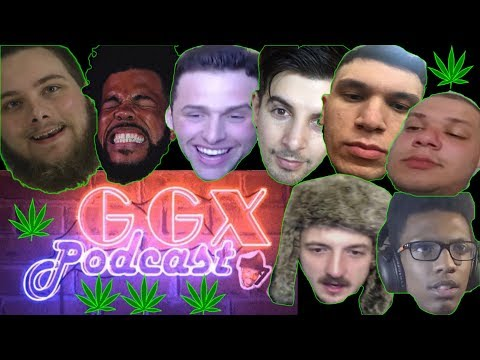 GGX Talkshow #7 (Trihex, Gross Gore, Rajj Patel, Trainwreckstv, Anything4views, Erobb221 and more)