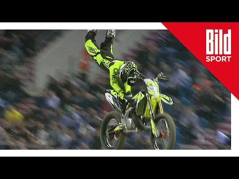 Stunt-Spektakel in Basel: Night of the Jumps
