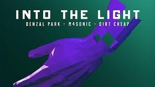 Denzal Park, M4SONIC, Dirt Cheap - Into The Light (Cover Art)