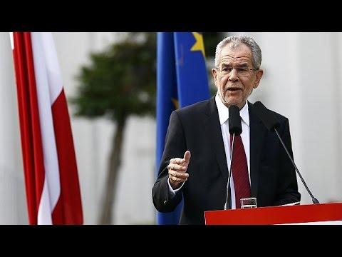 Αυστρία: Στο νήμα κέρδισε ο Αλεξάντερ Βαν Ντερ Μπέλεν
