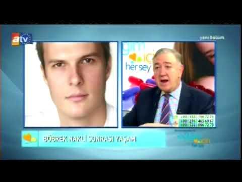 Böbrek Nakli - Prof. Dr. Alp Gürkan