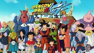 Dragon Ball Kai (2014) Buu Saga - Episode 4 - Son Goku has Returned - Review