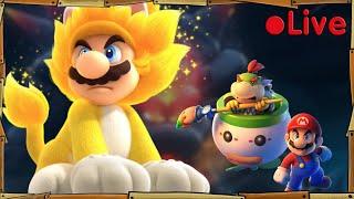 Super Mario 3D World + Bowser's Fury - • Live
