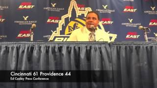 Big East Tournament Press Conference 2013