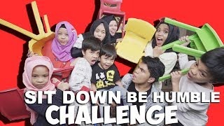 Video SIT DOWN CHALLENGE - THARIQ MENANG CURANG -  Gen Halilintar MP3, 3GP, MP4, WEBM, AVI, FLV Maret 2019