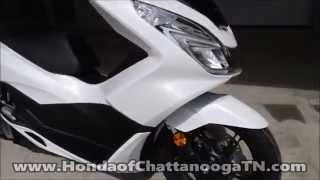 6. 2015 PCX150 Scooter For Sale - Chattanooga TN / GA / AL Honda Dealer