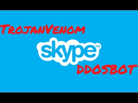 SkypeBot That DDoses For you? MUST WATCH!!