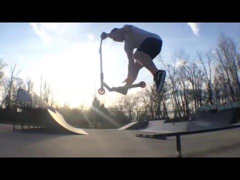 Skateboard/Bmx/Scooter Compilation