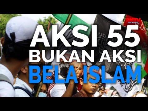 Aksi 55 Bukan Aksi Bela Islam