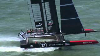 Download Video Fresh to Frightening Crashing Moments at the 34th Americas Cup. MP3 3GP MP4