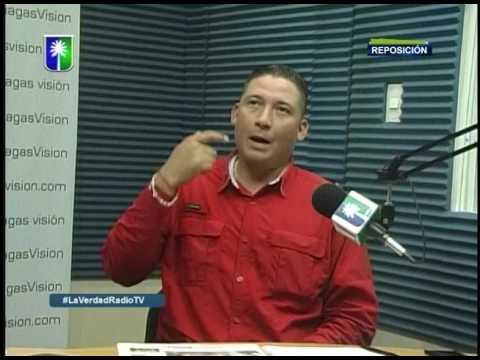 Entrevista a Ricardo Medina en la Verdad en Radio Tv