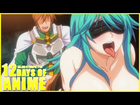 Sushi Reacts: Rance The Quest For Hikari! #12DaysOfAnime