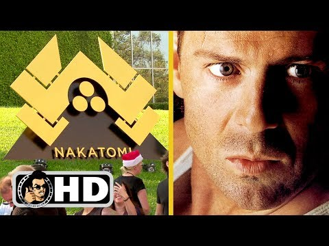 DIE HARD 30th Anniversary Screening B-ROLL & TRAILER (2018) Bruce Willis