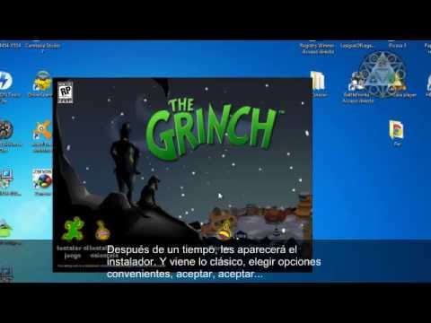 the grinch pc game walkthrough