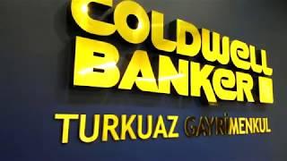 Coldwell Banker Turkuaz ofis tanıtımı