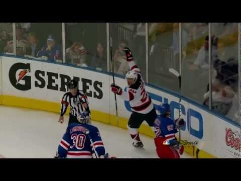 Devils Have Rangers on the Ropes