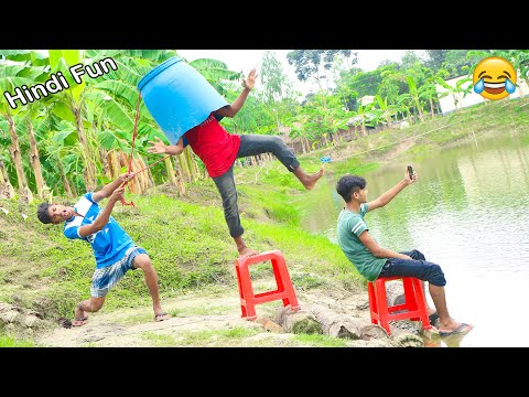 Indian New funny Video😄-😅Hindi Comedy Videos 2019-Episode-138--Indian Fun || ME Tv