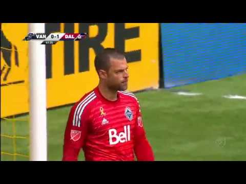 Video: Highlights: Vancouver Whitecaps FC 1-2 FC Dallas