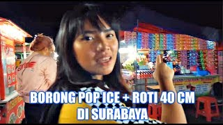 Video JAJAN INI SAMPAI KE SURABAYA! *Habis 3 Pop Ice + Roti 40 cm* MP3, 3GP, MP4, WEBM, AVI, FLV April 2019