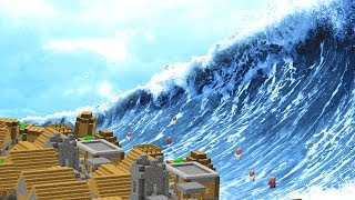 Minecraft tsunami washes ashore NEW items and NEW mobs!!🎬 SUBSCRIBE ► http://bit.ly/SubLog 🔔 AND CLICK THE BELL!▬▬▬▬▬▬▬▬▬▬▬▬▬📰 Facebook ► http://facebook.com/Logdotzip🕹️ Twitch ► http://twitch.tv/Logdotzip💬 Twitter ► http://twitter.com/Logdotzip📸 Instagram ► http://instagram.com/Logdotzip▬▬▬▬▬▬▬▬▬▬▬▬▬The Tsunami is coming for us! This function pack will mod minecraft to add in new items, mobs, and the minecraft tsunami!! Some of the new items include new armor, as well as new blocks that you can mine. Don't forget the mighty trident as well!! This mod showcase also shows off the awesome power of the minecraft tsunami. You can use the minecraft tsunami in your minecraft 1.12 worlds to add a fun new minecraft challenge to the game! If you want to unlock the minecraft tsunami function pack then make sure to leave a like, I might just release it!!!▬▬▬▬▬▬▬▬▬▬▬▬▬✅ Tsunami Function Pack by Xavier✅https://www.youtube.com/channel/UC_LBXGLs8Sa0opJHFVDVBqA✅ https://twitter.com/JragonXavier🎶 Music by Epidemic SoundAll music used with permission from its creator.