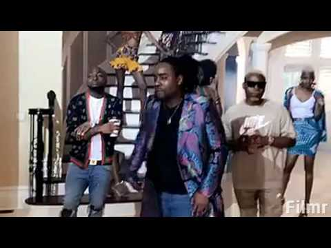 Wale ft. Davido x Olamide - Fine Girl (Behind The Scene)