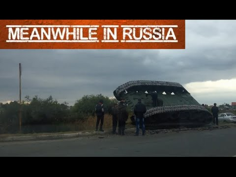 normal - Т-72 Tank's transportation Fail. Meanwhile in Russia. Join Us On Facebook http://www.facebook.com/MeanwhileRussia Автор: ATV Omsk https://www.youtube.com/channel/UCydtX9_B0uoJOeZ0pxkT3Og...