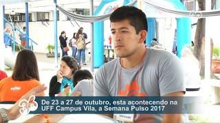 GIRO36 EDUCAÇÃO | SEMANA PULSO 2017 ACONTECE NA UFF VILA