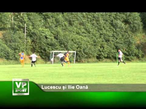 Lucescu și Ilie Oană