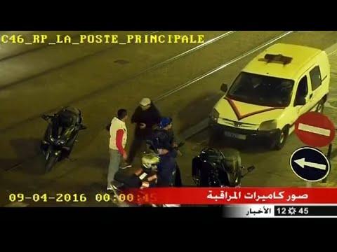 الكاميرا ترصد تدخلات أمنية لشرطة البيضاء
