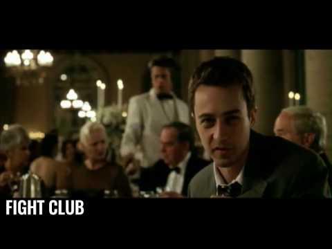 Fight Club - Scène culte - Sperme dans le velouté