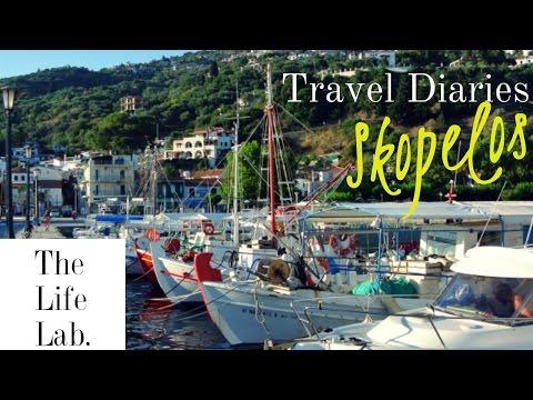 Travel Diaries: Skopelos | Greece | The Life Lab.