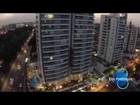 Drone Manaus Phantom 1 Filmagem do Edifcio Rubi (видео)