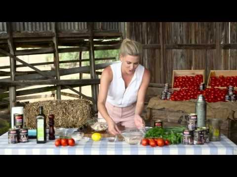 Ardmona Farm Recipe Tomato and Tuna CousCous Salad | Everyday Gourmet S6 E13