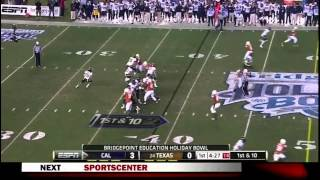 Marvin Jones vs Texas 2011