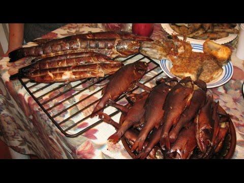 Горячее копчение рыбы рецепты и